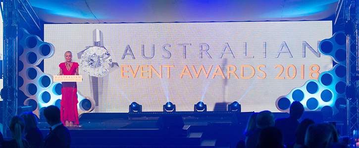 Australian Event Awards 2019 Event Communications