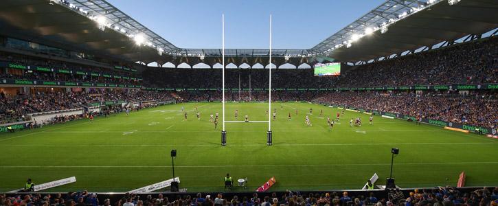 Bank West Stadium AV Install