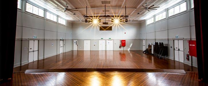 Rathmines Theatre AV solution