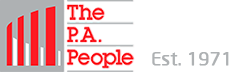 The P.A. People Logo