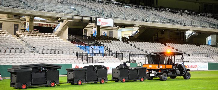 Sydney FC Audio Solutions