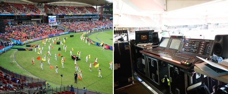 Sydney Stadium AV Solution