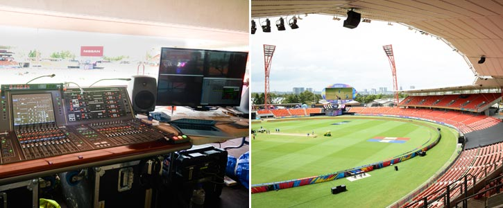 Sydney Showground AV solution