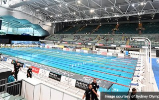 Sydney Olympic Park Aquatic Centre AV solution