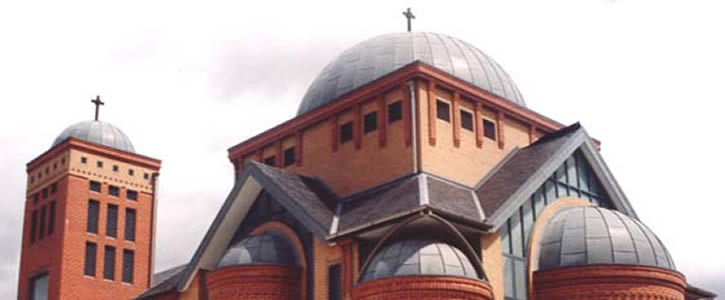 St Mary & St Merkorious Coptic Church AV installation