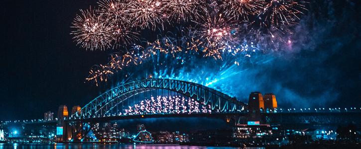 2019 Sydney New Year's Eve Celebrations