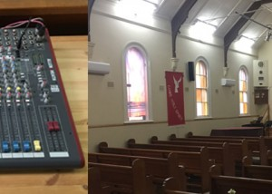 Ryde Uniting Church AV upgrade