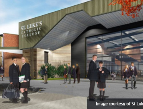 St Luke's College, Marsden Park – AV Systems