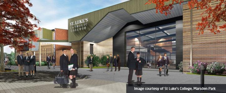 St Luke's College AV Systems