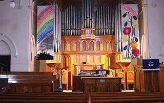 Strathfield Uniting Church full AV upgrade