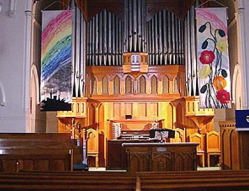 Strathfield Uniting Church full AV upgrade