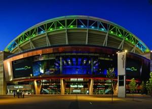 Adelaide Oval AV System