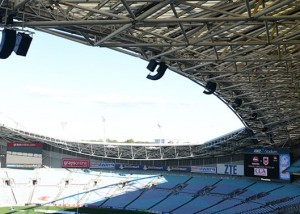 ANZ Stadium Sound System