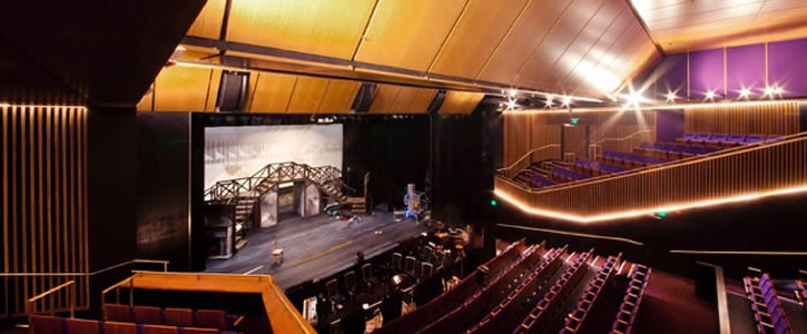 The Art House, Wyong - The Art House, Wyong - sound, lighting and stage management systems