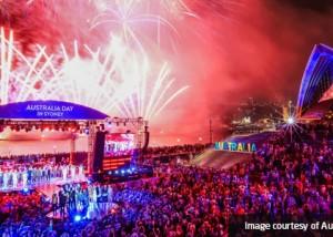 Australia Day 2018 Event AV comms