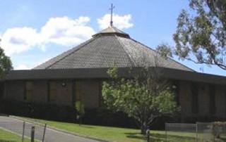 St Michael's Baulkham Hills Church AV installation