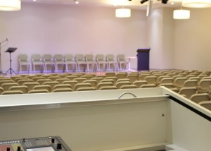 New AV systems - Presbyterian Theological College, Sydney