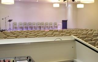 New AV systems - Presbyterian Theological College, Sydney