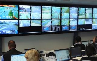 Grand Prix - AV Control Room