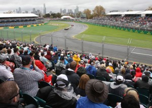 F1 Australian Grand Prix - Conference Audio