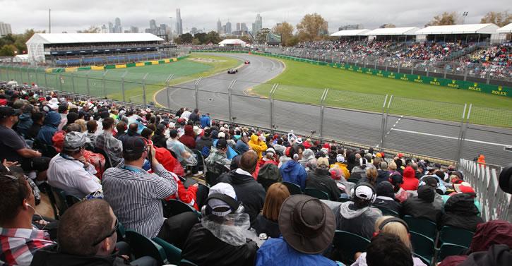 F1 Australian Grand Prix - Conference Audio