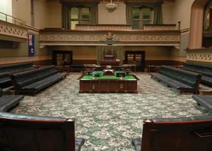 NSW Parliament AV Install