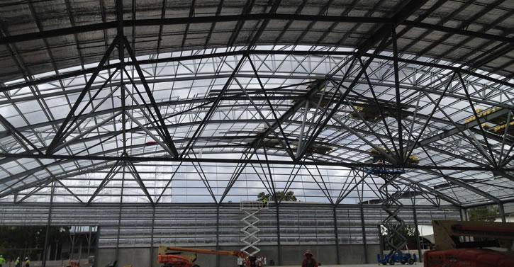 RAS Pavilion AV system