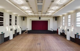 PA System Installation for Rockdale Town Hall