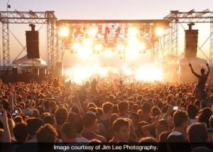 St Kilda Festival 2017 AV Event Comms