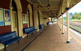 Trainlink Public Address AV system