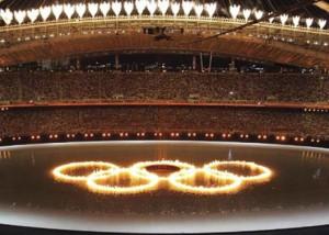 Athens Olympics AV Event Communications