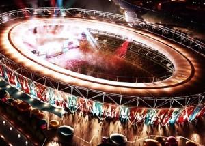 London 2012 Olympic Games AV Event Communications