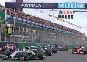 Formula 1 AV Event Communications