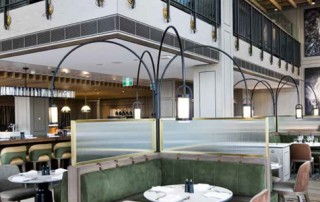 The William Inglis Hotel AV Install