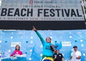 Qantas Assure International Beach Festival Event Communications