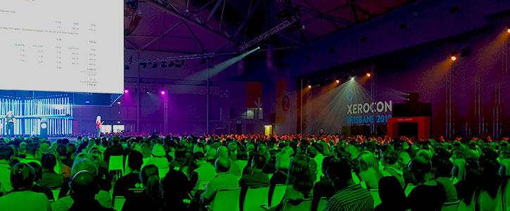 Xerocon 2018 Brisbane Event Communications