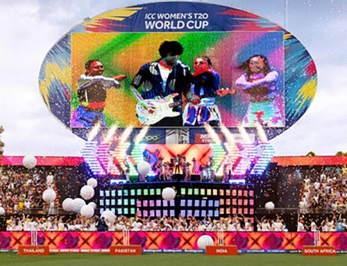 Sydney Showground Stadium upgrade and T20 Women's World Cup Celebration
