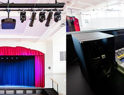 Historic Theatre renewal project – New Audio, AV & Comms Systems