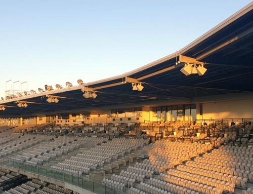 Upgraded AV System supports Netstrata Jubilee Stadium