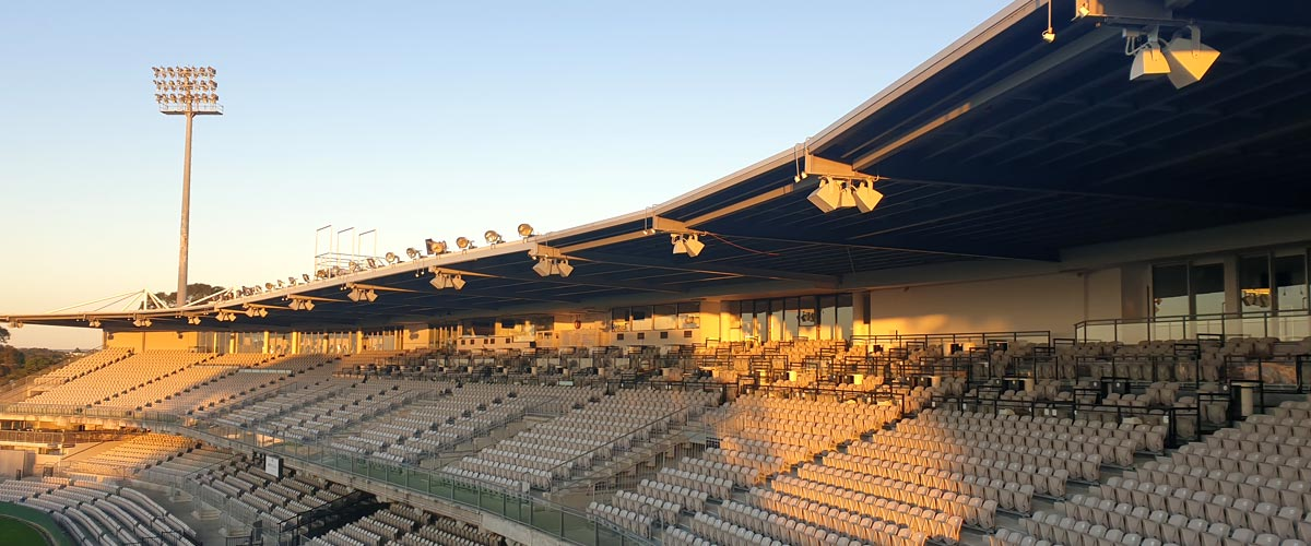 Netstrata Jubilee Stadium Upgraded AV System
