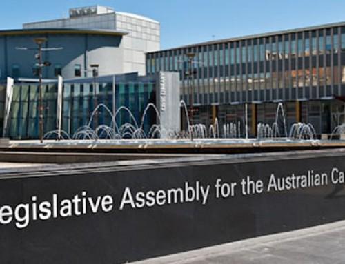 ACTLA – ACT Parliament AV Upgrade