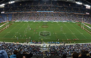 Origin 2018 Event Communications