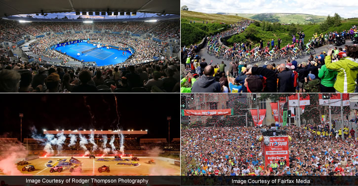 Sporting Events Communications
