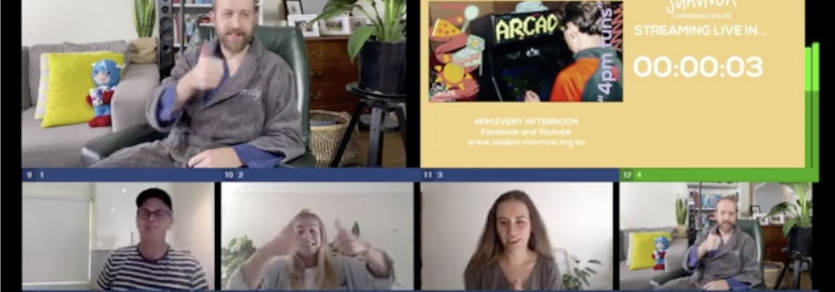 Spring Update Zoom video Chat