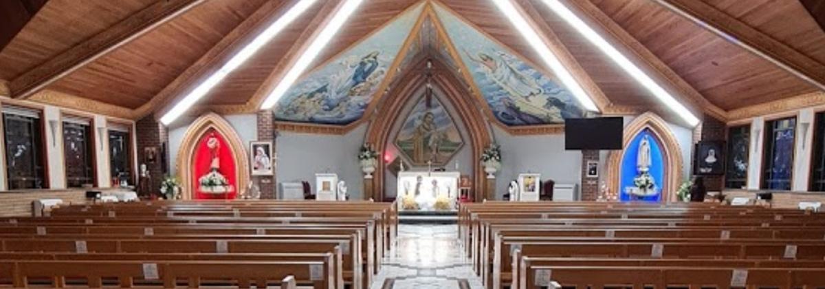 St Josephs Church AV Solution