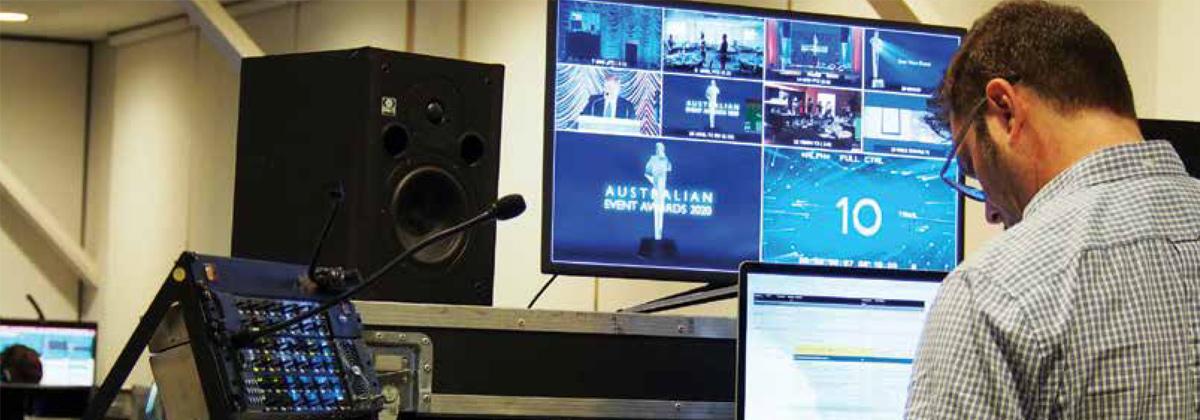 Virtual Events AV Solutions