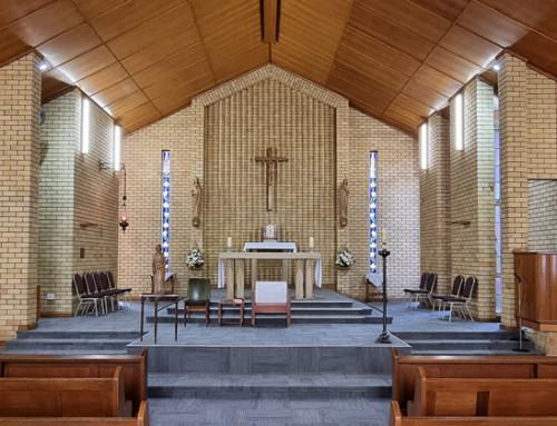 St Anne's Catholic Church …AV upgrades welcomed!